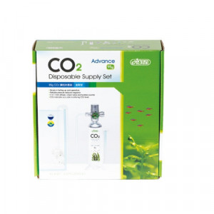 Set CO2 Advance, butelie 95gr, unica folosinta, reductor de presiune CO2, 1 manometru, difuzor 3in1