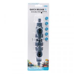 Set robineti, cupla rapida pentru furtun de 12 mm - Quick Release Tap Connecter