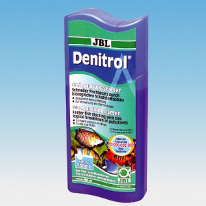 Tratament apa acvariu JBL Denitrol 250 ml pentru 7500 l GB