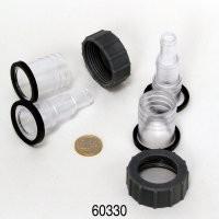Conectori pentru sterilizator acvariu JBL Pipe connectors for UV-C 9-36 W