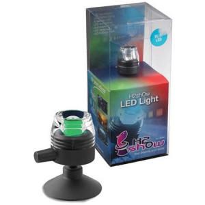 Decor acvariu H2Show cu LED verde