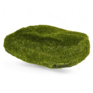 Decor roca acvariu cu moss