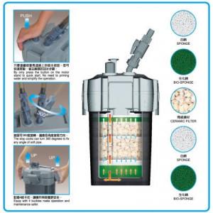 Filtru extern acvariu ISTA 1080L/H
