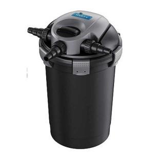 Filtru presiune iaz Hailea QF25 /12000 litri + pompa recirculare + 11W UVC