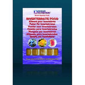 Hrana congelata Ocean Nutrition Invertebrate Food 100g