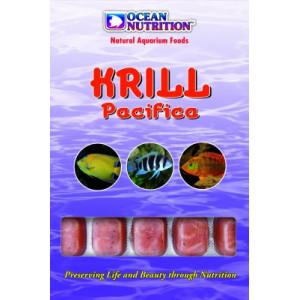Hrana congelata pentru pesti Ocean Nutrition Krill Pacifica 100g