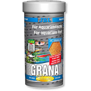 Hrana granule premium pentru toate speciile JBL Grana 250 ml Refill