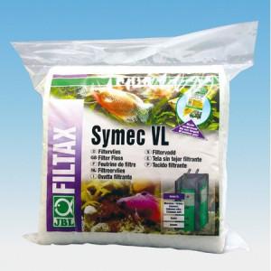 Material filtrant acvariu JBL Symec VL Filter Fleece 80x25x3 cm
