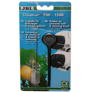 Perie curatare rotor acvariu JBL CPe Extractor ghidaj rotor+perie curatire