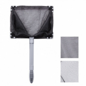 "Plasa Pesti inoxidabila plutitoare- Stainless Floating Fishing Net Coarse Mesh 10 ""- 25x18 cm"