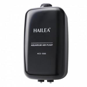 Pompa aer Hailea super silent ACO-5505, 5.5L/min