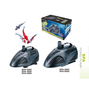 Pompa submersibila acvariu/fantana arteziana SPA-6000/A - BOYU