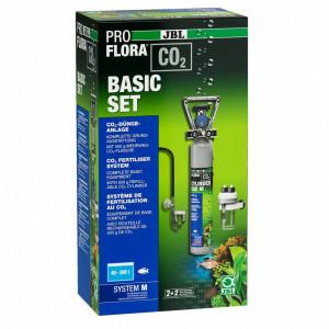 Set fertilizare JBL PROFLORA CO2 BASIC M SET
