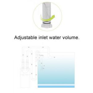 Skimmer suprafata sticla - Glass Surface Skimmer 16 mm
