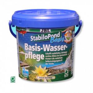 Tratament apa iaz JBL StabiloPond Basis 5 kg