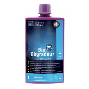Aquarium Systems - Bacterii Bio degradeur 250 ml
