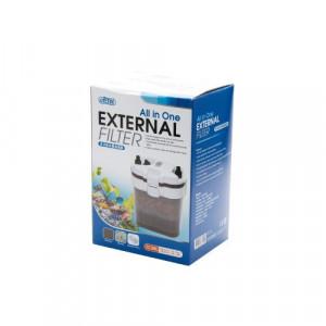 Filtru extern acvariu complet echipat, pentru acvarii 40-80L-Side&Hang-on System
