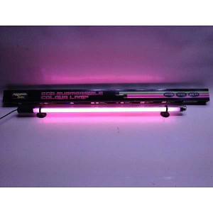 Lampa acvariu fluorescenta Submersibila 60 cm Tropical Pink