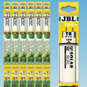 Neon acvariu JBL Solar Tropic 438mm-15 W (4000K)
