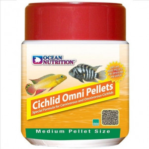 Ocean Nutrition Cichlid Omni Pellets Medium 100 g