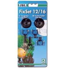 Set ventuze si cleme filtru acvariu JBL FixSet 12/16 CP e700/900