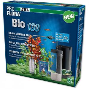 Sistem CO2 acvariu JBL ProFlora bio160 2 (BioCO2 Reusable)