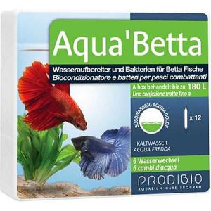 Solutie tratare apa Prodibio Aqua Betta 12 fiole