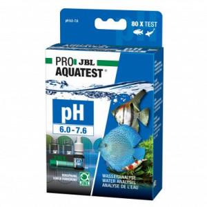Test apa acvariu JBL pH Test 6.0 - 7.6