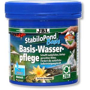 Tratament apa iaz JBL StabiloPond Basis 2.5 kg