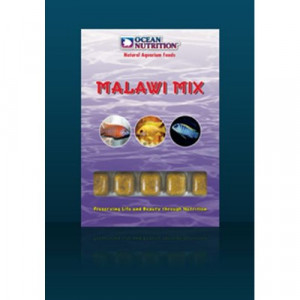Hrana congelata pentru pesti Malawi Mix 100g