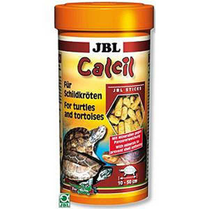 Hrana pentru broaste testoase JBL Calcil 250 ml
