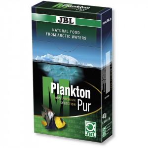 Hrana pesti acvariu JBL PlanktonPur M5 / 8 plicuri x 5g