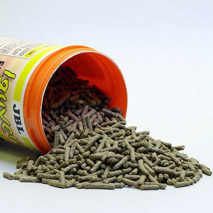 Hrana reptile JBL Iguvert 250 ml