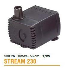 Pompa recirculare apa submersibila Stream 230