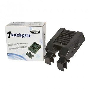 Cooler pentru acvariu cu 1 unitati de ventilatie