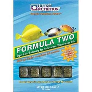 Hrana congelata Ocean Nutrition Formula 2 (20 cuburi) 100g
