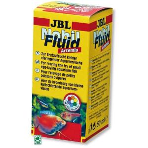 Hrana pesti JBL NobilFluid Artemia 50 ml