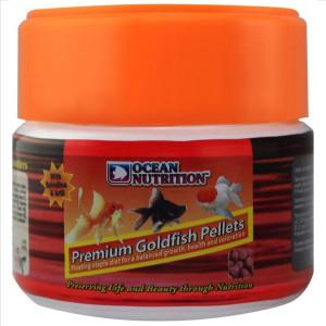Ocean Nutrition Premium Goldfish Pellets 70g