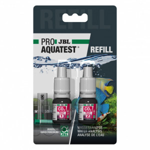 Rezerva test apa JBL ProAqua Test CO2 Direct Refill