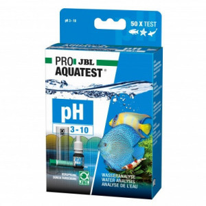 Rezerva test apa JBL ProAqua Test pH 3.0 - 10.0 Refill