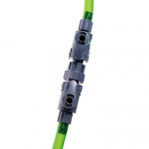 Set robineti, cupla rapida pentru furtun de 16 mm - Quick Release Tap Connecter