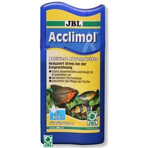 Solutie pentru aclimatizarea pestilor JBL Acclimol 250 ml pentru 1000 l D/GB