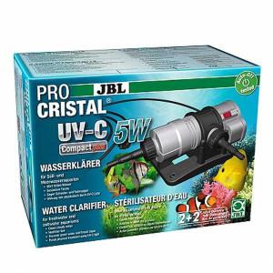 Sterilizator UV acvariu JBL ProCristal UV-C 5 W COMPACT