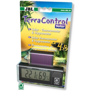 Termometru si higrometru digital pentru terariu JBL TerraControl Solar