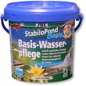 Tratament apa iaz JBL StabiloPond Basis 10 kg