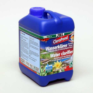 Tratament limpezire apa iaz JBL CleroPond 2.5 L