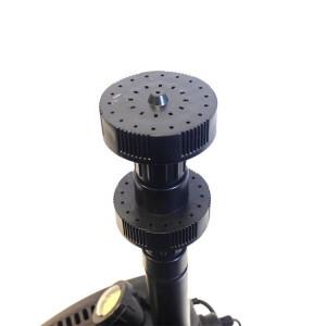 Fantana arteziana cu jocuri de lumini, filtru si lampa UV 11W Boyu SU-2000L