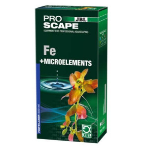 Fertilizant JBL PROSCAPE Fe +Microelements 500ml