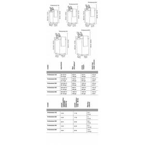 Filtru extern acvariu Professional 150EU HYDOR
