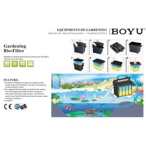 Filtru extern iaz cu UV incorporat YT-6000 - BOYU